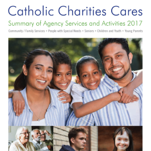 Catholic Charities Cares 2017