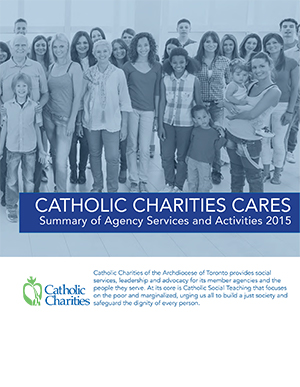 Summary of Agency Services and Activities 2014