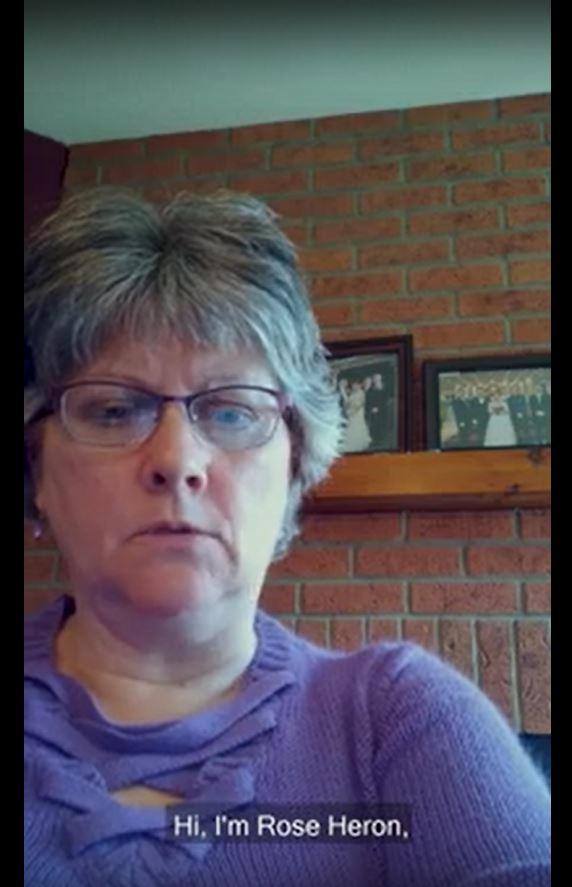 Message from Rose Heron, Program Director of Natural Family Planning Association video